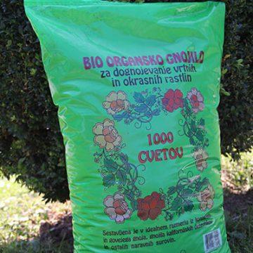 Ekološko gnojilo 1000 CVETOV